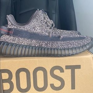 Adidas yeezy boost 350 black static RF